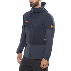 Mammut Eisfeld Light SO Hoody Men night